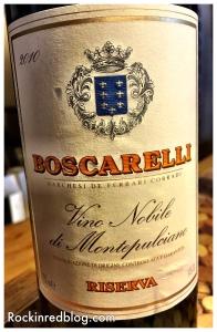 Boscarelli Vino Nobile Reserve