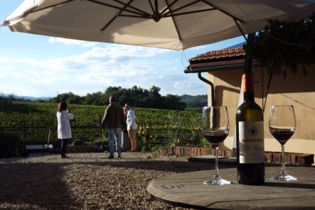 Boscarelli winery