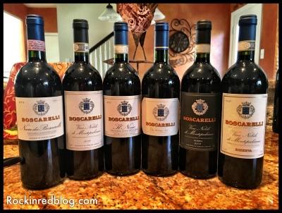 Boscarelli wines