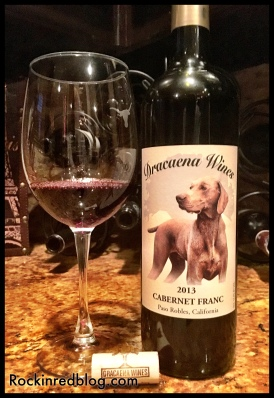 Dracaena wines Cab Franc