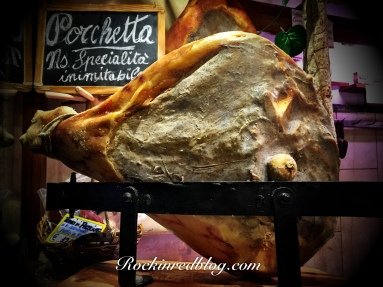Eating Italy Antica Norcineria Proscuitto