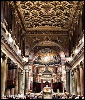 Eating Italy Santa Maria church (2)