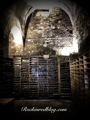 Eating Italy Spirito Di Vino wine cellar