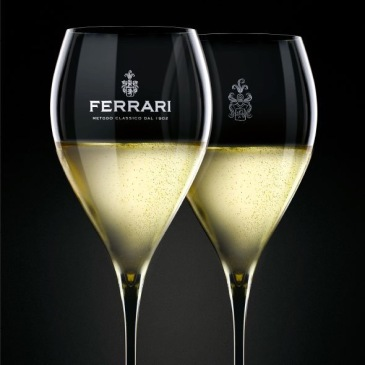 Ferrari Winestudio glasses