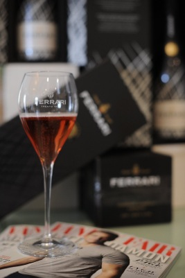 Ferrari winestudio rose