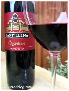 Friuli Sant Elena wine