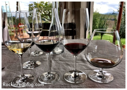 wines of lunch