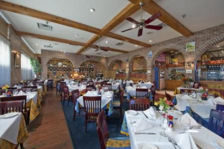 Lavendou restaurant interior
