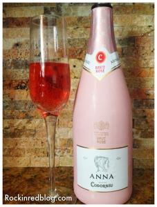 Anna De Codorniu rose brut
