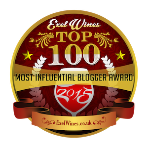 Exel wines top 100 wine bloggers 2015
