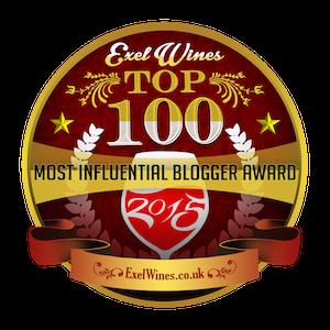 Exel wines top 100 wine bloggers 2015