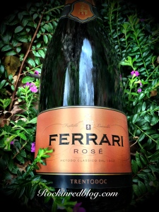Ferrari Winestudio brut rose