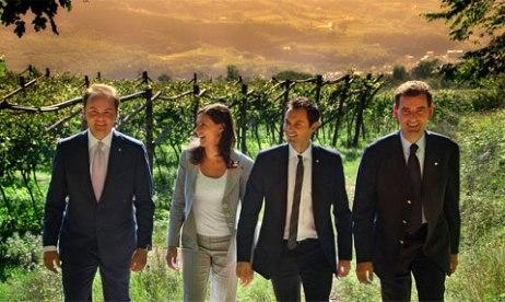 Ferrari Winestudio Lunelli family