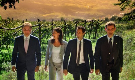 Ferrari Winestudio Lunelli family