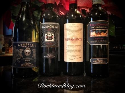 Frescobaldi Cru wines2