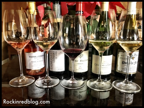 Loire Valley Wine Enthusiast wine tasting