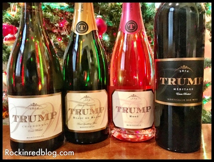 Trump wines VA Wine chat