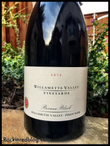 Willamette Valley Vineyards Berman Block Pinot Noir