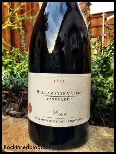 Willamette Valley Vineyards Estate Pinot Noir