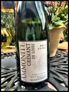 Wine Enthusiast Ammonite Cremant de Loire Brut