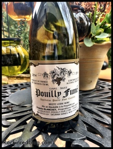 Wine Enthusiast Francis Blanchet Pouilly Fume
