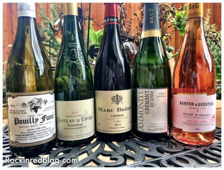 Wine Enthusiast Loire valley wine tasting