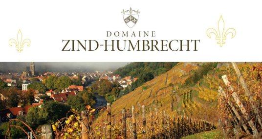 Alsace domaine zind humbrecht