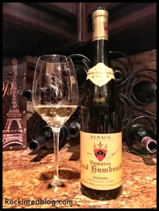 Domaine Humbrech Riesling Alsace
