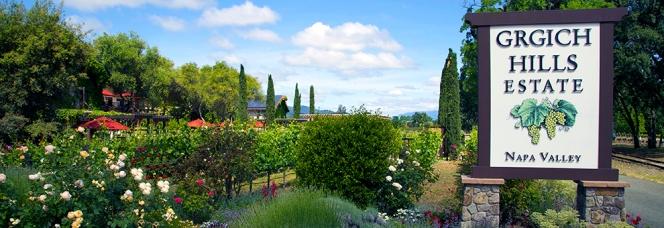 Grgich Hills Estate Napa Valley