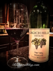 Grgich Hills wine