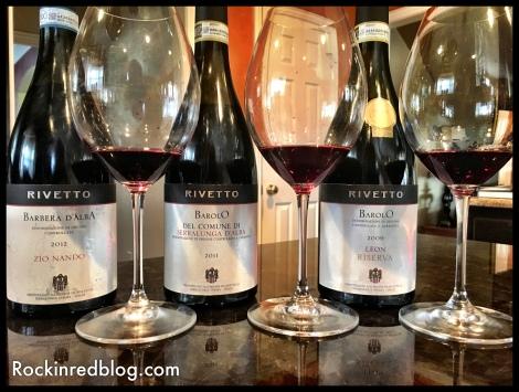 Rivetto wines (2)