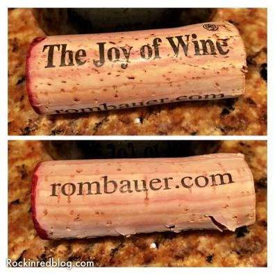Rombauer corks