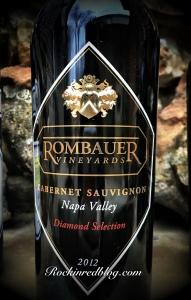 Rombauer NV Diamond Selection Cab