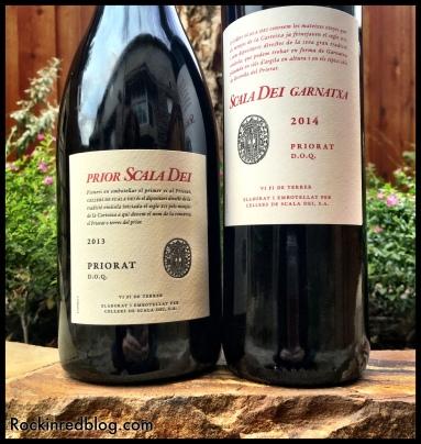 Scala Dei wines