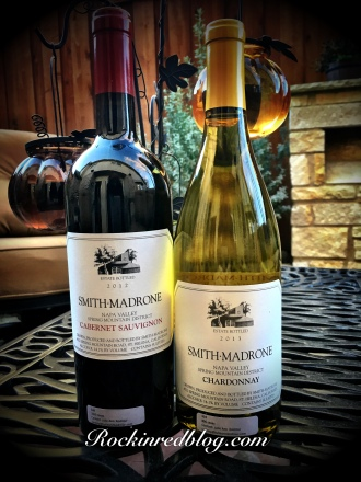 Smith Madrone 2012 wines