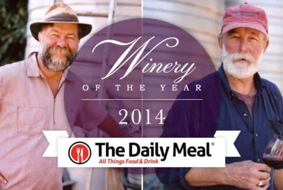 Smith Madrone 2014 Winery of the Year