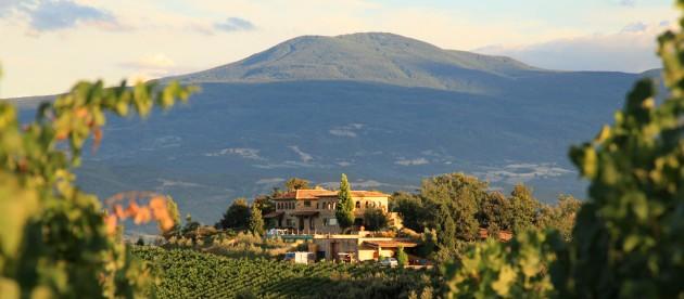Tuscany Vacation Terralsole