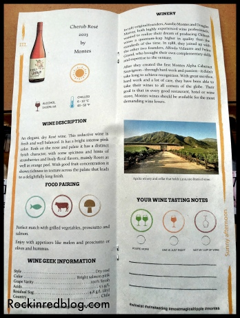 Wineist tech sheets
