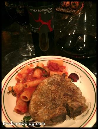 Calabria pork chops4