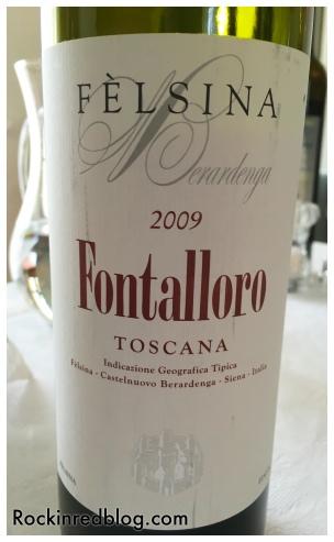 Felsina Fontalloro IGT