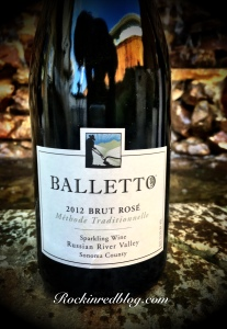 Oscar Wines Balletto Rose Brut