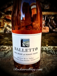 Oscar Wines Balletto Rose