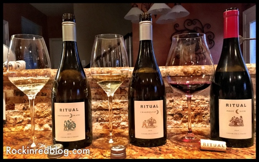 Ritual wine tasting