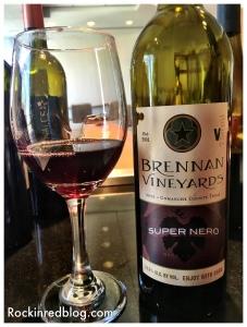 Texas Fine Wine Brennan Super Nero
