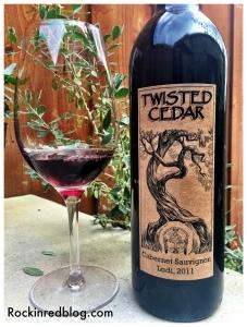 Twisted Cedar Cabernet Sauvignon