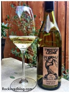 Twisted Cedar Chardonnay