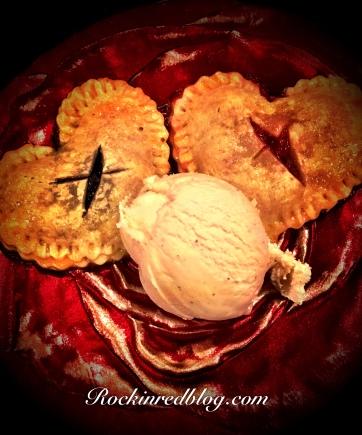Valentines pies