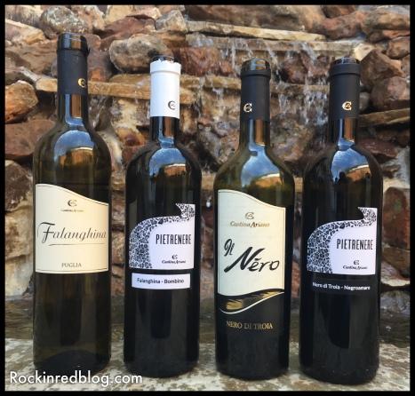 Cantina Ariano wines2