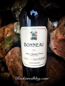 Cellars of Sonoma Bonneau Cabernet