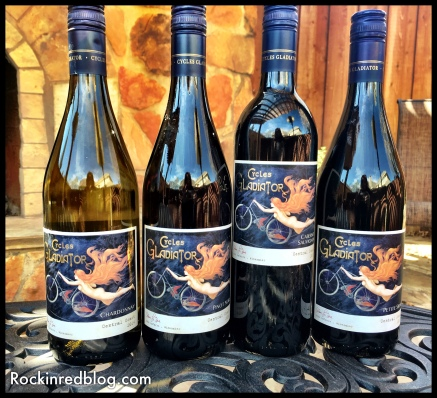 Cycles Gladiator wines3